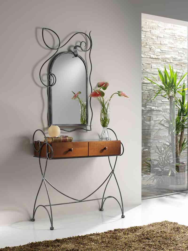 Elegir mueble para el recibidor decoraci n de interiores - Ideas para decorar despacho abogados ...