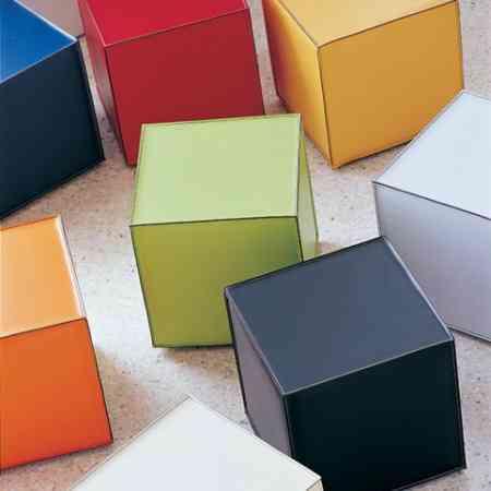 taburetes kubo cattelan italia colorista