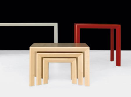 varias mesas que se acoplan taf
