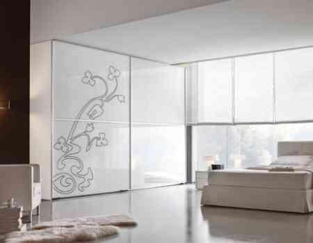 Cristal lacado y decorado para puertas y cerramientos - Decorar cristales de puertas ...