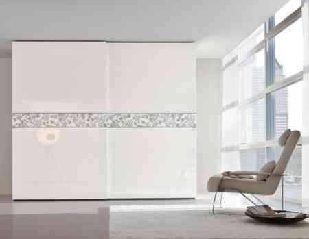 armario cristal decorado cenefa berloni