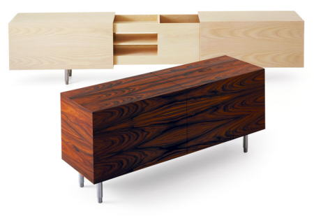 curioso mueble contenedor extensible escandinavian design