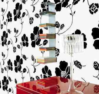 Papel pintado para la decoración de tus paredes 3