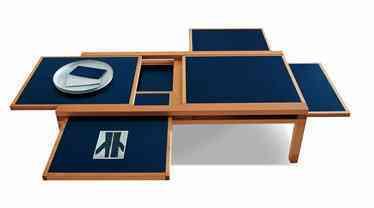 mesa multisuperficie bellato azul