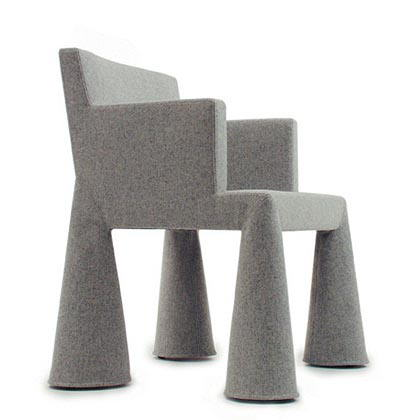 silla pata de elefante moooi