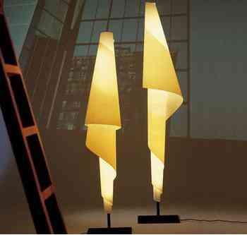 La iluminaci n como arte decoraci n de interiores opendeco - Lamparas de diseno de pie ...