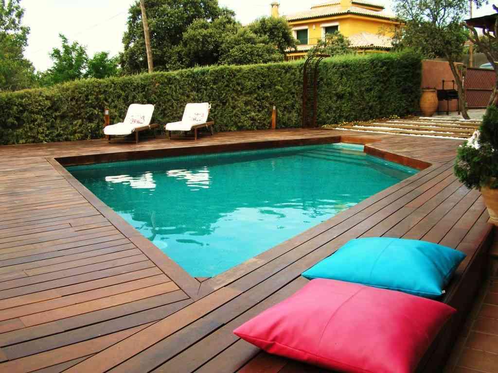 Jardines y paisajismo decoraci n de interiores opendeco - Decoracion de jardines con piscina ...