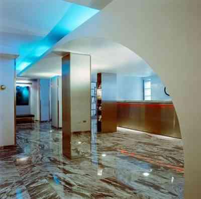 La piedra natural en la arquitectura y decoraci n - Piedras para decoracion de interiores ...