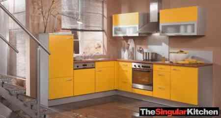 The Singular Kitchen, crea estilo con sus colecciones de cocinas de lujo 1