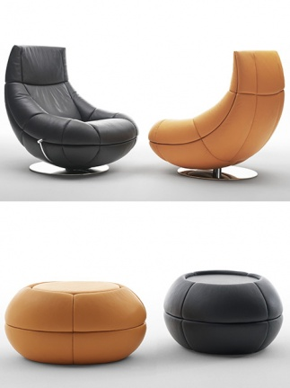 Descoesfera for Sillas y sillones modernos
