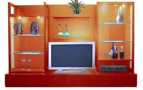 Centro de entretenimiento para pantallas planas car for Muebles para televisiones planas