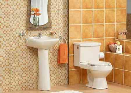 El baño es considerado un ambiente de higrometría media