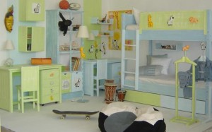 habitacion-infantil-con-litera