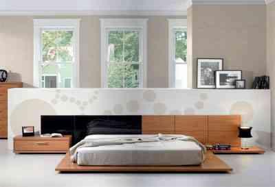 Minimalismo camas japonesas decoraci n de interiores for Cama tipo japonesa