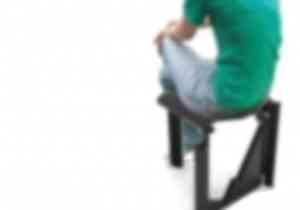 la silla más delgada del mundo