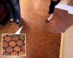 monedas-como-alfombra