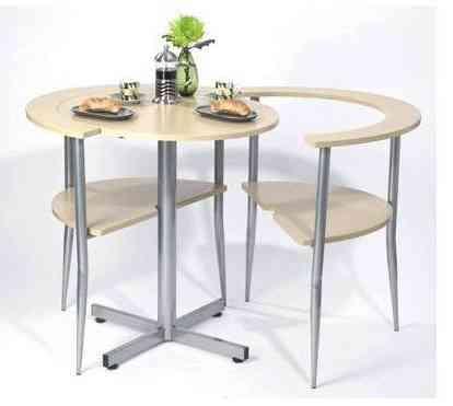 Muebles b sicos para espacios peque os decoraci n de for Mesas ordenador para espacios pequenos