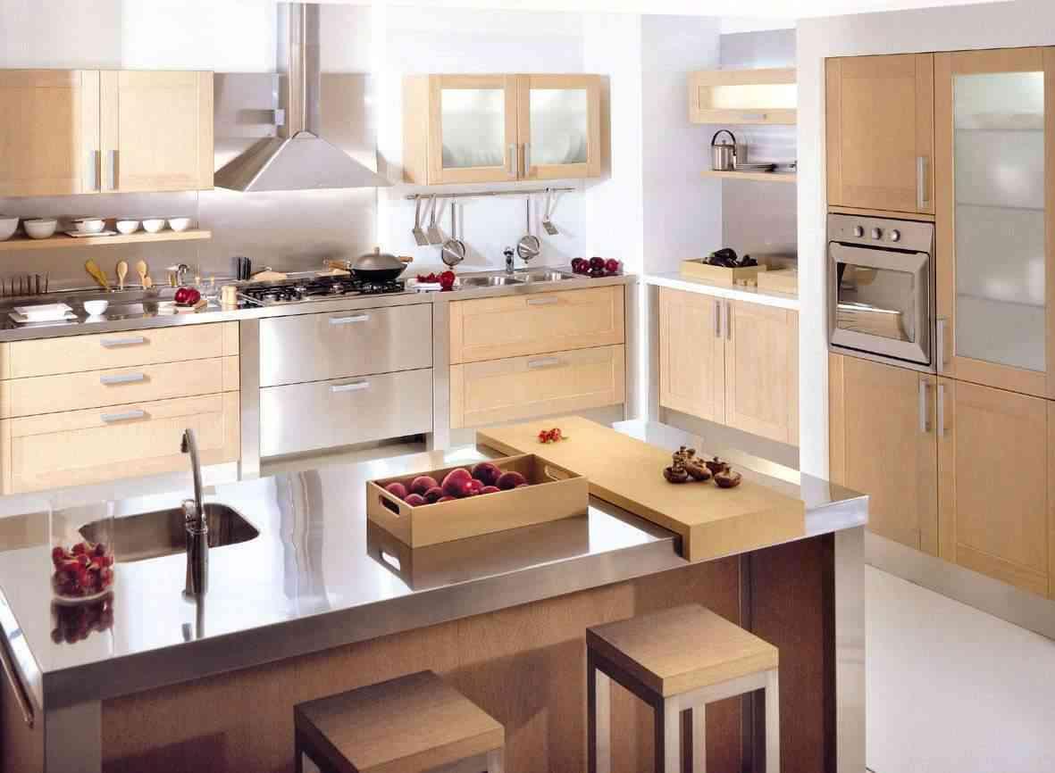 Cómo amoblar una cocina pequeña - Decoración de Interiores | Opendeco