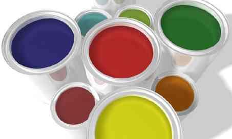 latas pintura