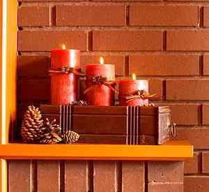 Detalles para Navidad Velas 3