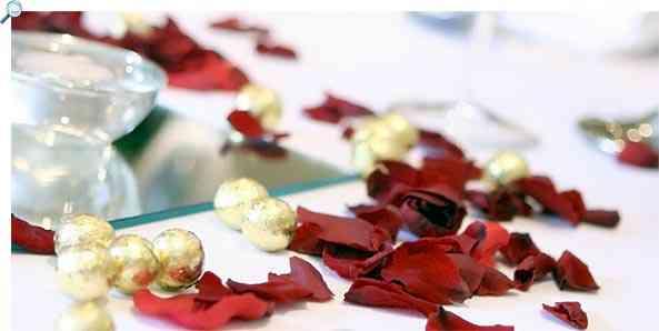 Ideas para una mesa de San Valentín 1