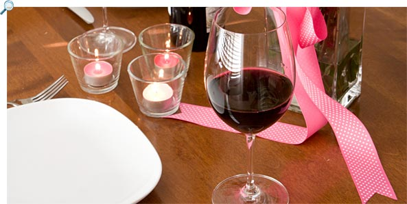 Ideas para una mesa de San Valentín 2