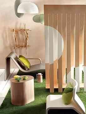 Biombos para sectorizar ambientes decoraci n de - Biombos para exteriores ...