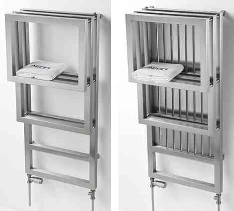 Towel Warmer Rack Radiator: un funcional calentador de toallas 2