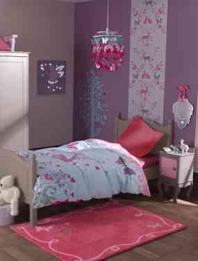 Bellas l mparas infantiles y juveniles decoraci n de - Lampara para habitacion ...