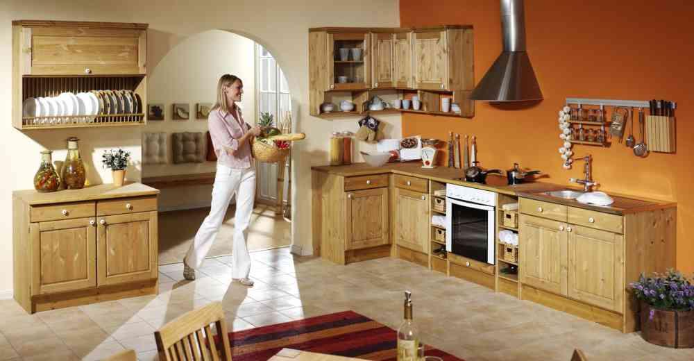 Cómo devolverle el brillo a los muebles de madera - Decoración de ...