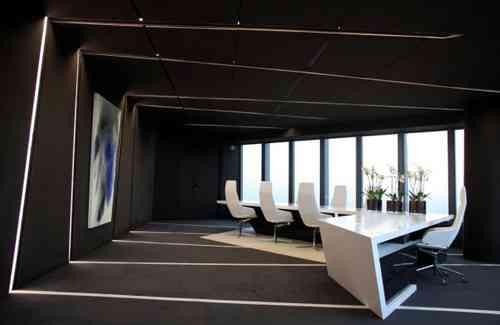 Decoración de oficinas 1