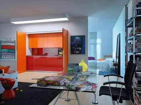 cocina_empotrada_apartamento_juvenil
