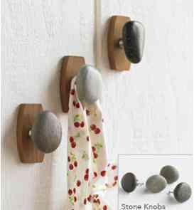Viva Terra, decoración con piedras 3