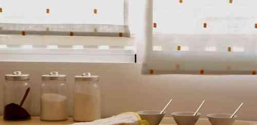 Estor Para Cocina | Estores Cocina Modernos Great Otra Maravillosa Opcin A La Hora De