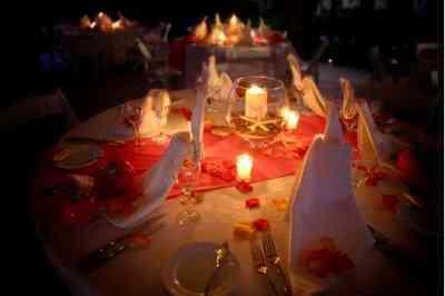 Prepara un rincón romántico para San Valentín 1