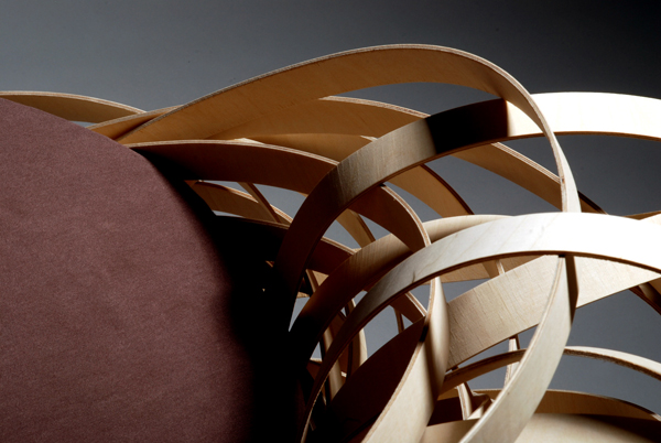 ¿Una silla que parece un nido o un nido que parece una silla? 8