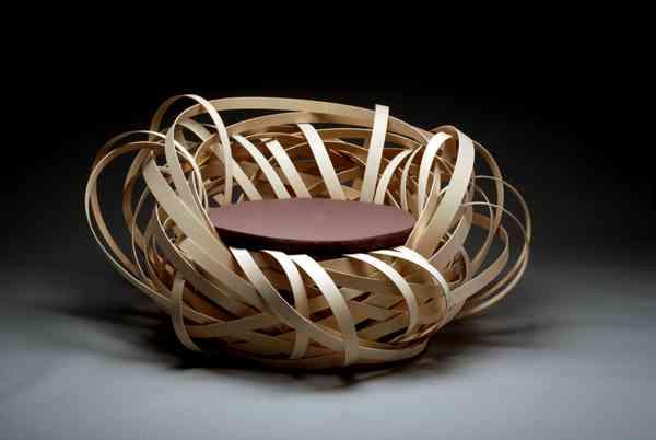 ¿Una silla que parece un nido o un nido que parece una silla? 1