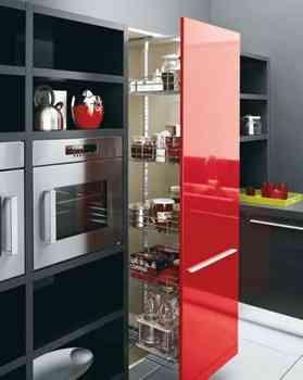 Cocina minimalista diseñada por Gio para César - Decoración de ...