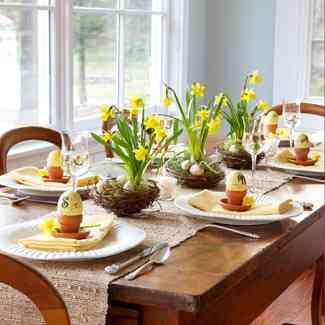 Ideas para decorar tu hogar en Semana Santa 1
