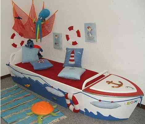 Originales camas para ni os decoraci n de interiores - Camas originales para ninos ...