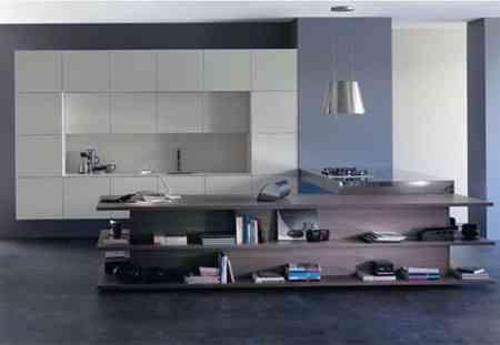 Decorar salon y cocina juntos for Como amueblar cocina y salon juntos