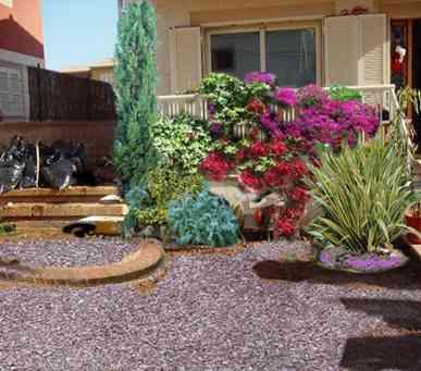 14 consejos para obtener una mejor decoraci n del jard n - Decoracion del jardin ...