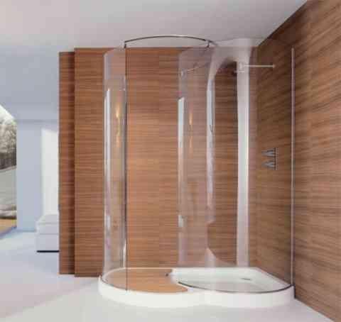 Cabinas de duchas de dise o italiano decoraci n de - Ducha de diseno ...