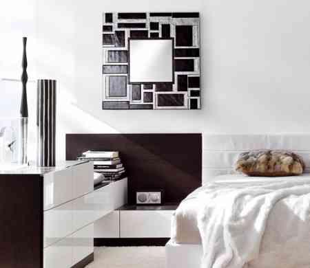 Espejos De Diseno Decoracion De Interiores Opendeco - Espejos-diseo