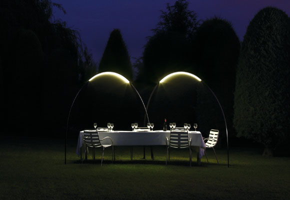 Ilumina tu jardín con Halley 3