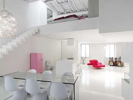 Dise?�o de Interiores en estilo contempor??neo