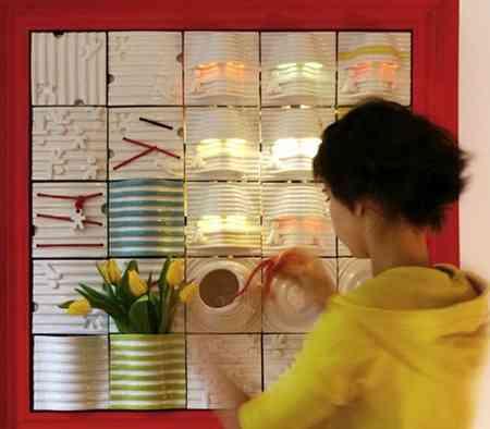 Decoración y organización con los azulejos de OPA Design 1