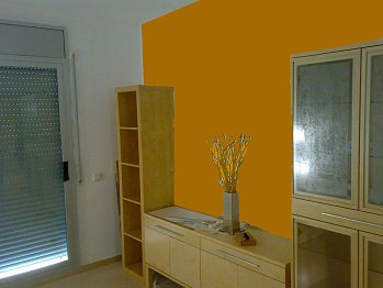 Elegir el color adecuado para pintar la pared iii - Elegir color paredes ...