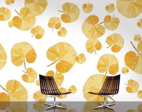 Papeles florales para tus paredes 5