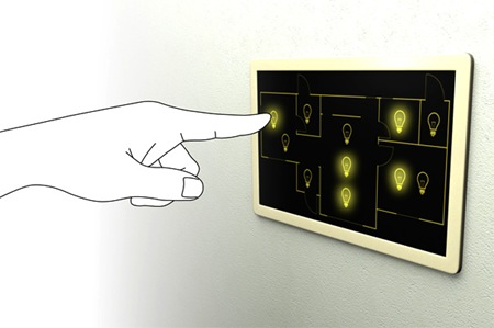 Yellow switch interruptores plano luces opendeco 4 - Interruptores clasicos ...
